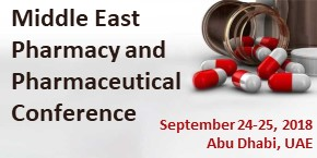 Middle East Pharmacy and Pharmaceutical Conference , Abu Dhabi,UAE