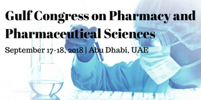 Gulf Congress on Pharmacy and Pharmaceutical Sciences, Abu Dhabi, UAE