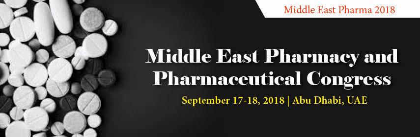 - Middle East Pharma 2018