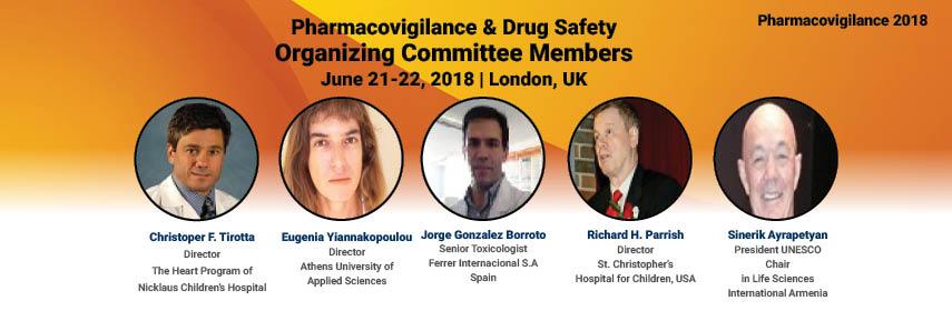 - Pharmacovigilance 2018