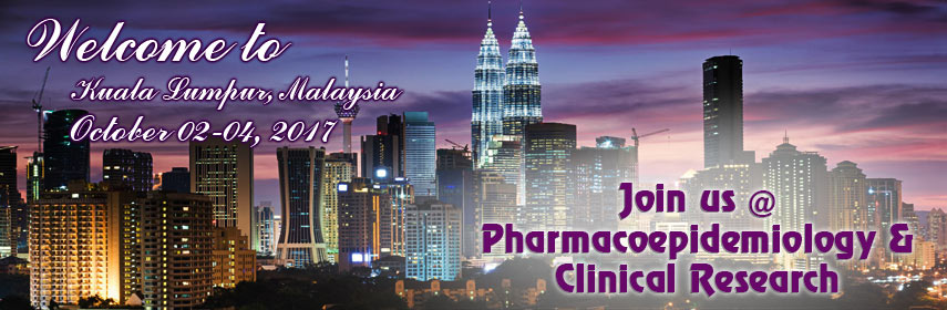 Pharmacology - Pharmacoepidemiology Congress 2017