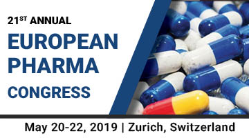 21st Annual European Pharma Congress, Zurich, Switzerland
