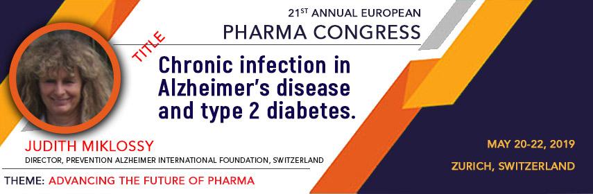 - Pharma Europe 2019