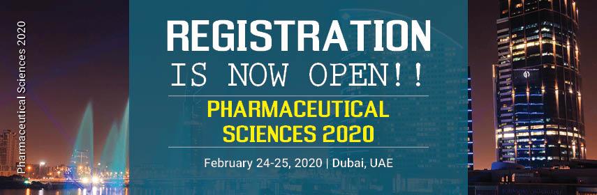 - Pharmaceutical Sciences 2020
