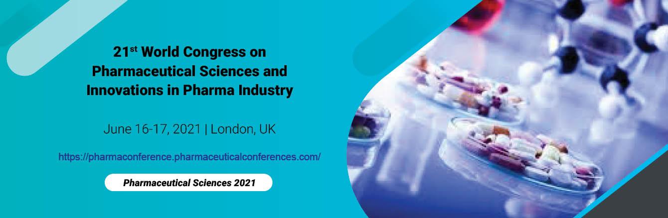 - Pharmaceutical Sciences 2021