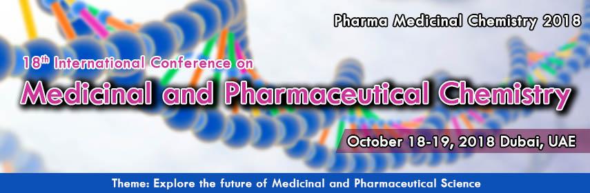 - Pharma Medicinal Chemistry 2018