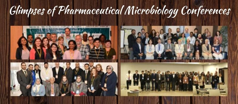 - Pharmaceutical Microbiology 2020