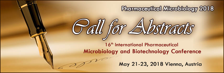- Pharmaceutical Microbiology 2018
