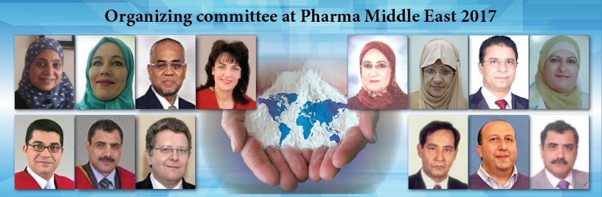 - Pharma Middle East 2017