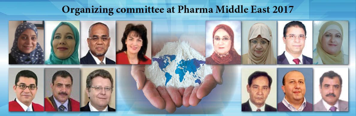 - Pharma Middle East 2017