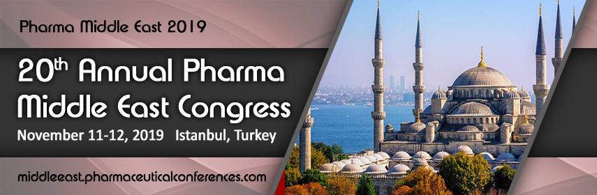 - Pharma Middle East 2019