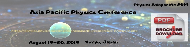 - Physics Asiapacific 2019