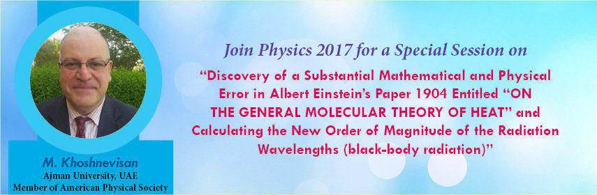 - Physics 2017
