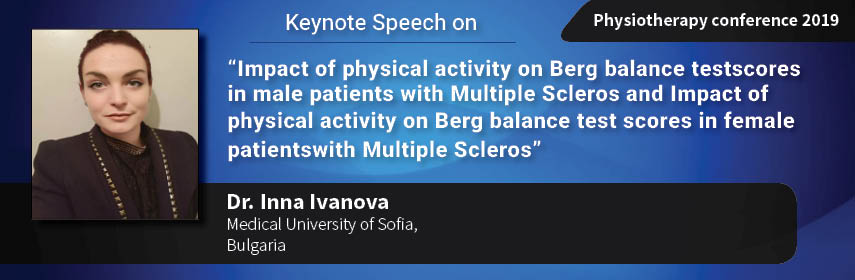 - Physiotherapy Conference 2019