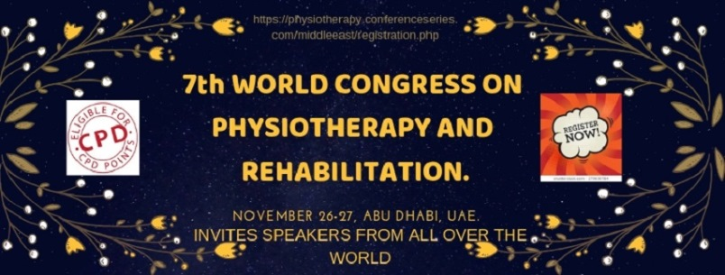 - Physiotherapy Meet 2019