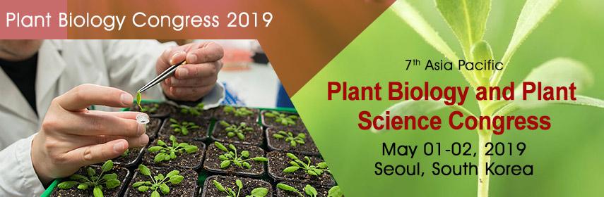 - Plant Biology Congress 2019