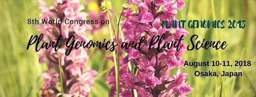 - Plant Genomics 2018