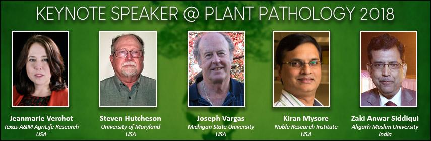 - Plant Pathology 2018