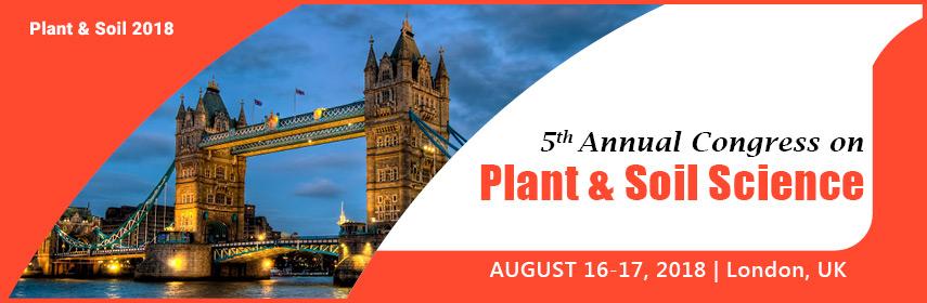 - Plant & Soil 2018