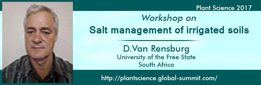 - Plant Science 2017