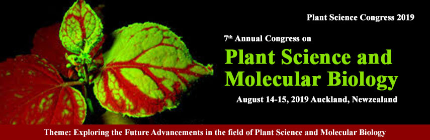 - Plant Science Congress 2019