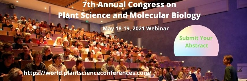 - PLANT SCIENCE CONGRESS 2021