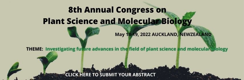 - PLANT SCIENCE CONGRESS 2022