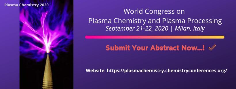 - Plasma Chemistry 2020