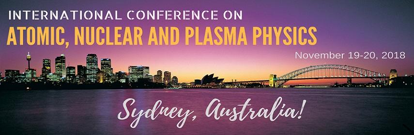 - Plasma Physics Asiapacific 2018