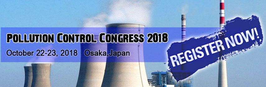 - Pollution Control Congress 2018