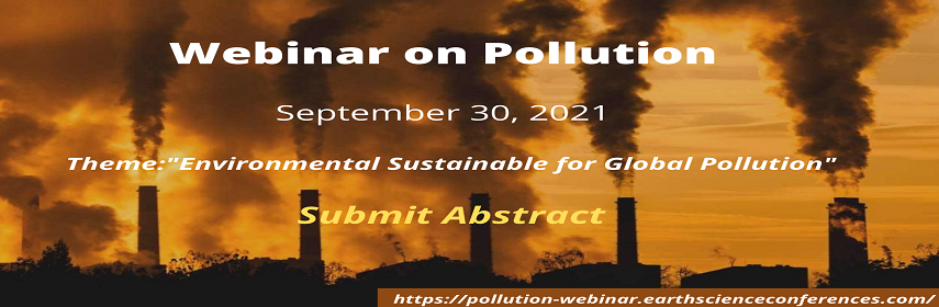 - Pollution Webinar 2021