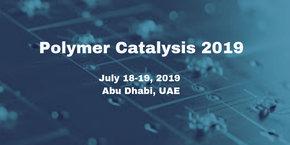 2nd International Conference on Polymerization Catalysis, Flexible Polymer and Nanotechnology , Abu Dhabi,UAE