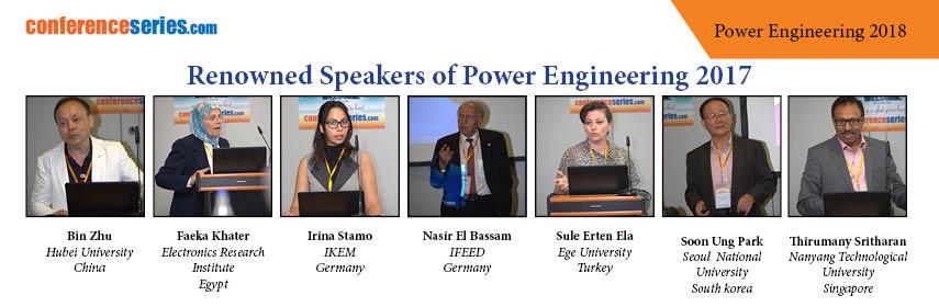 - Power Engineering 2018