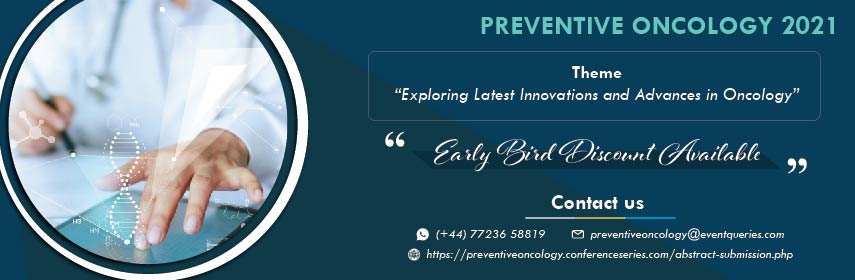 - Preventive Oncology 2021