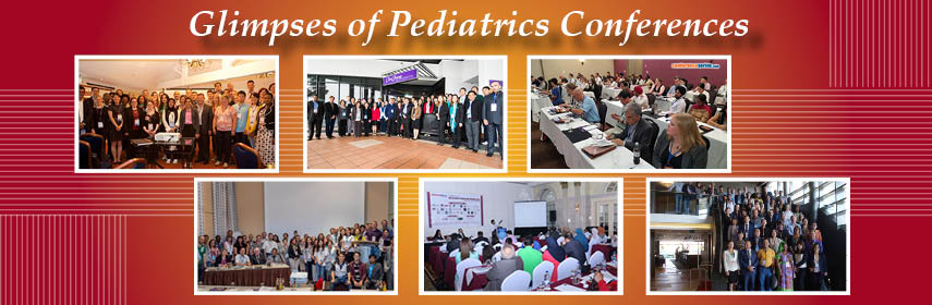 Pediatrics Conferences Meeting Events-Europe, Australia, USA, Japan