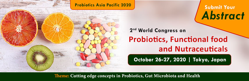 Abstract Submission - Probiotics Asia Pacific 2020