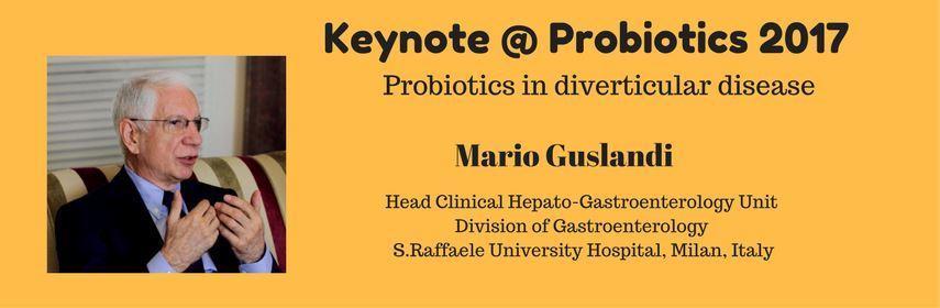 - Probiotics 2017