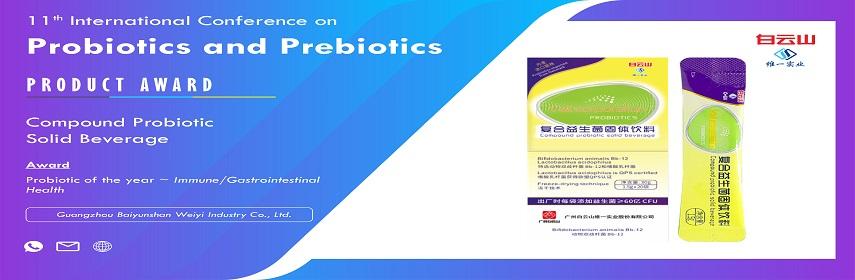 - Probiotics 2021