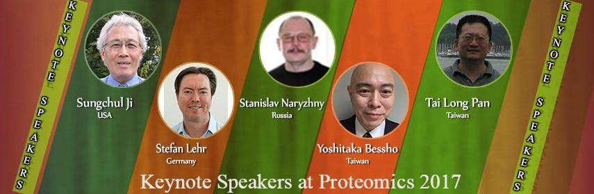 Proteomics 2017 - Proteomics 2017