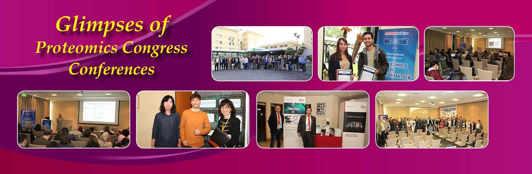 - Proteomics Congress 2017
