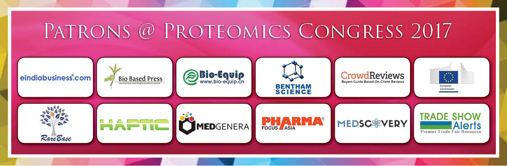 - Proteomics Congress 2017