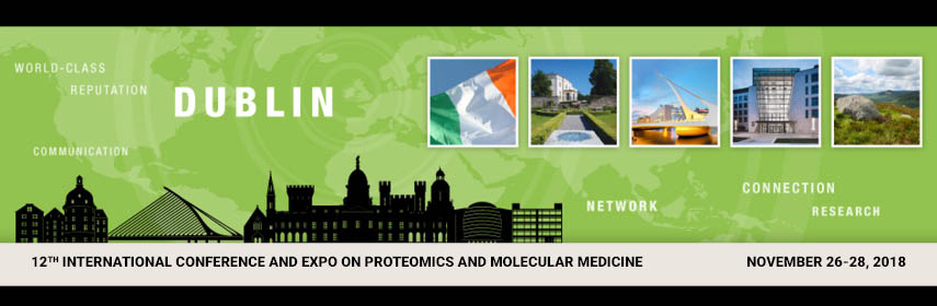 - Proteomics Congress 2018