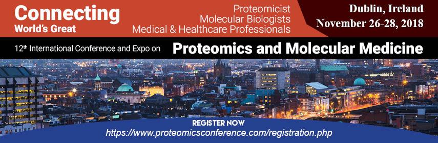 - Proteomics Congress 2018