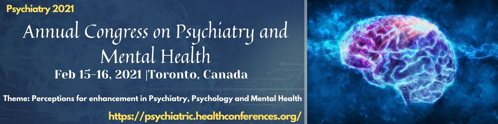 - Psychiatry 2021