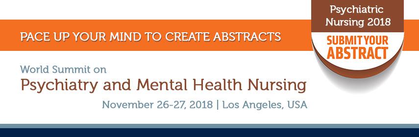 - Psychiatric Nursing 2018
