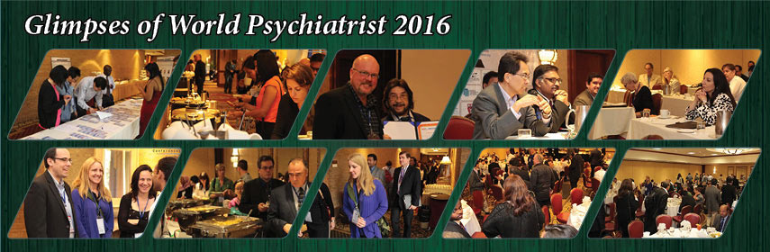 - World Psychiatrists 2017