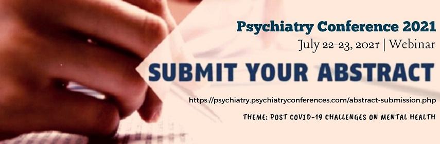 Psychiatry Webinar - Psychiatry Conference 2021