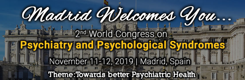 - Psychiatry Congress 2019