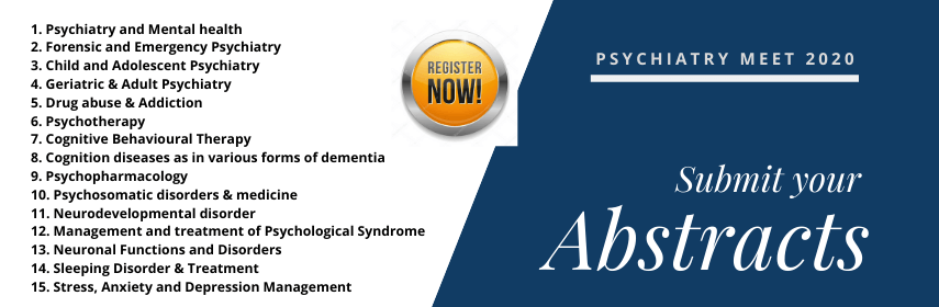 Homepage banner | Psychiatry Meet 2020 | Dubai, United Arab Emirates - PSYCHIATRY MEET 2020