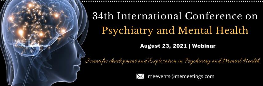- Psychiatry Meet 2021